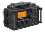 TASCAM DR DR-60D Linear PCM Recorder for DSLR Filmmaking and Field Recording