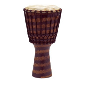 Tycoon Percussion Hand Carved 25cm African Djembe - T2 Finish