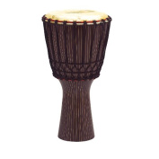 Tycoon Percussion Hand Carved 25cm African Djembe - T1 Finish