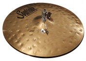 Soultone Cymbals Heavy Hammered HVHMR-HHTT10 Hi-Hat Cymbals
