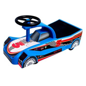 Active Play Swing 3000 Ride-On Car, Blue