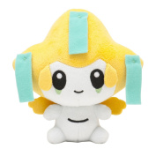 Pokemon Centre Japan Original 14cm Jirachi Stuffed Plush