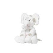 Little Giraffe Little Elephant Luxe Dot Plush Toy - Pink, 28cm