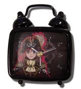 Desk Clock Mini Bodacious Space Pirates Marika ge19024