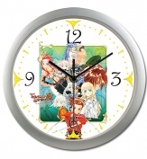 Wall Clock Tales Of Symphonia PS2 Key Art ge19112