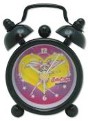 Desk Clock Mini Sailor Moon Chibimoon 7.6cm ge19000