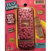 Bling Play Cell Phone