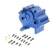 GPM Racing Alloy Centre Gear Box for 1:8 HPI Flux + Other HPI Models, Blue