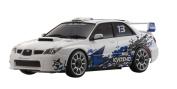 Kyosho Auto Scale SUBARU IMPREZA KX1 Car Accessory Fits Mini-Z Vehicle