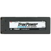 TRAKPOWER LiPo 2S 7.4V 7200mAh 80C Hard Case 4mm TKPC0525 TKPC0525
