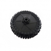 Himoto Rear Rim & Tyre Set for MX400BL