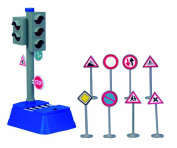 City Traffic Light and Accessories