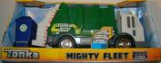 Tonka Mighty Fleet 33cm Recycle Garbage Truck Lights & Sounds