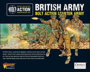 Warlord Games Bolt Action British Starter Army WRLBSTART04 Bolt Action - British 28mm