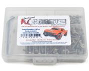 Traxxas Nitro Slash 4x4 Stainless Steel Screw Kit RCZC0745 RC Screwz