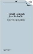 Hubert Damisch, Jean Dubuffet [FRE]