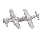 Fighter Plane Cufflinks
