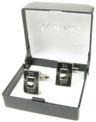 Holmes of London Novelty Electrician On and Off Light Switch Cufflinks Mens Shirt With Free Gift Box