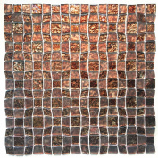 Instant Mosaic Peel and Stick 29cm Glass Mosaic Wall Tile