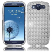 INSTEN Premium Clear TPU Rubber Candy Skin Phone Case Cover for for for for for for for for for for for Samsung Galaxy S3/ S III GT-i9300
