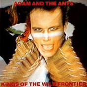 Kings of the Wild Frontier [Deluxe Edition] [Digipak]
