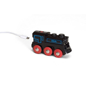 """Ravensburger UK """"Brio Rechargeable Engine Train"""" Toy with Mini USB Cable"""