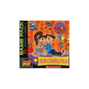 Wendy's Kids Meals Maya and Miguel Audio Matching Game (Family DVD Games) by Scholastic