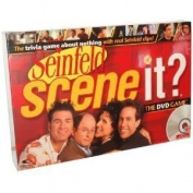 Toy / Game Awesome Mattel Scene It. Dvd Game - Seinfeld Edition With Clips, Trivia Questions, And Puzzlers by 4KIDS