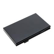 HuaYang 15 in 1 Aluminium Memory SIM Micro-Sim Card Pin Storage Case Box Protector Holder