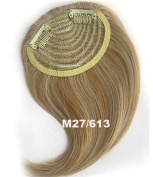 #27_613 Synthetic Hair Clip In/On Side Hair Fringe/Bangs