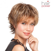 Ellen Wille Click Wig, Short, Synthetic, Blonde, Brunette, Red, Grey, Curly