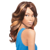Outre Synthetic Lace Front Wig - Karen, U1B/3033