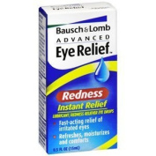 BL ADVANCED EYE RELIEF INSTAN 15ml BAUSCH AND LOMB by Choice One