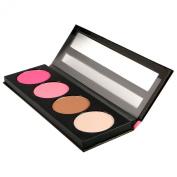 LA GIRL Beauty Brick Blush Collection - Pinky