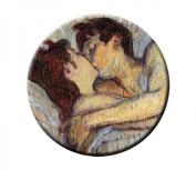 Pocket mirror, T. Lautrec