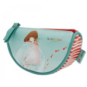 Santoro Kori Kumi 3D Wedge Accessory Case - Little Fishes