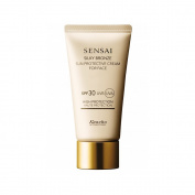 Sensai Silky Bronze Cellular Protective SPF 30 Face Cream for Women 50 ml
