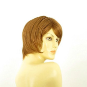Short Wig Woman Blond Smooth Copper Ref OCEANE 27