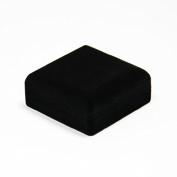 Black Square Velvet Jewellery Ring Earrings Watch Necklace Bracelet Display Box Gift Jewellery Box