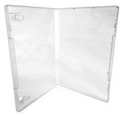 CheckOutStore 10 Clear Storage Cases 14mm for Rubber Stamps