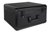 TecPlus Aluminium Drone Case for DJI Phantom and AEE Turok AP10 - Black