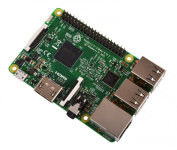 Raspberry Pi 3 Model B Desktop