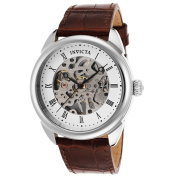Invicta Men's IN-17185 Stainless Steel 'Specialty' Mechanical Watch