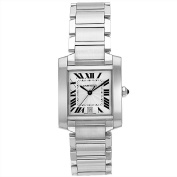 Cartier Men's Francaise Stainless Steel Watch