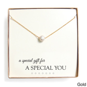 'Special Gift' Pearl Necklace Gift Set