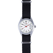 Calibre Trooper Lady Womens White Dial Watch