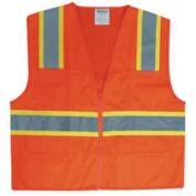 Class 2 Safety Vest Orange Colour