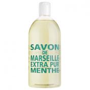Compagnie de Provence Liquid Marseille Soap Mint Tea 1000ml Refill