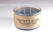 A Candle for Writer's Block - BEST SELLER! 500ml Candle by Whiskey River Soap Co.