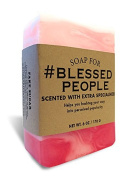 Soap for Blessed People 180ml Soap by Whiskey River Soap Co.